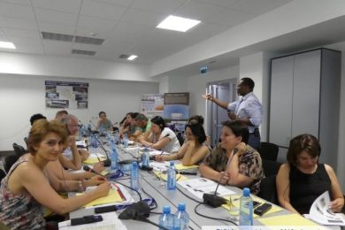 One-Health laboratory strengthening project, Armenia - Project funded by DTRA - 2018 - Armenia