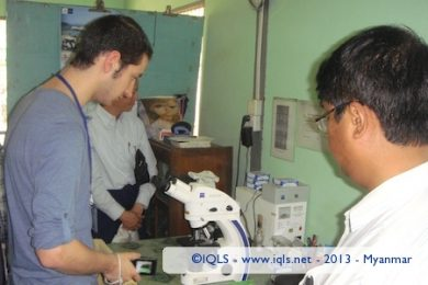 Support for Electronic Recording and Reporting (e-R&R)on the TB/MDR-TB data management system set up - 2013 - Myanmar