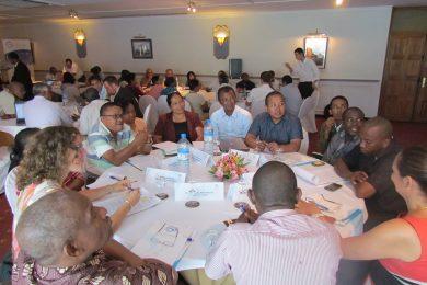 Epidemiological Surveillance and Early Warning Management Network project (SEGA Network), Indian Ocean - 2014 - Madagascar