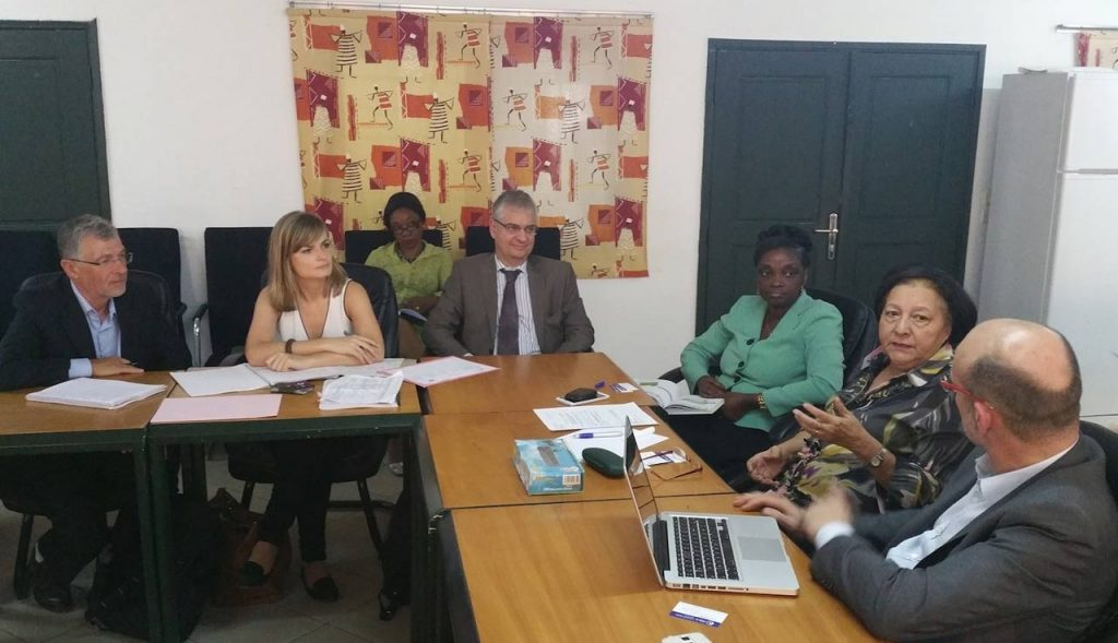 Feasibility study of epidemiological services and health systems in the ECOWAS countries