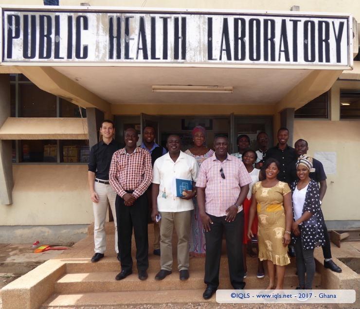 Laboratory Biosafety Assessment in Ghana - 2017 - Ghana