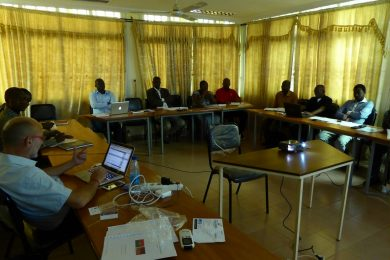 Global Health Security Agenda-GHSA-Support with building laboratory systems capacity in Burkina Faso, ASLM, 2016 - 2016 - Burkina Faso
