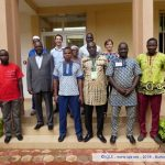 Global Health security Partner engagement: expanding efforts and strategies to Protect and Improve Public Health Globally, ASLM, Burkina Faso, 2017-2018 - 2018 - Burkina Faso