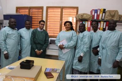 Global Health Security Partner Engagement : Expanding Efforts and Strategies to protect and Improve Public Health Globally- Burkina Faso, India, Mauritania, Multicountries- CDC, 2015-2020 - 2018 - Burkina Faso