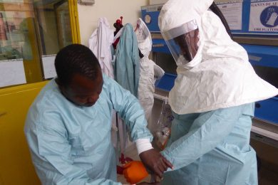 Global Health security Partner engagement: expanding efforts and strategies to Protect and Improve Public Health Globally, ASLM, Burkina Faso, 2017-2018 - 2017 - Burkina Faso