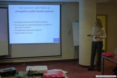 Consulting services on Quality Management System for the National Center Disease Control, Georgia, CH2M Hill - 2015 - Georgia