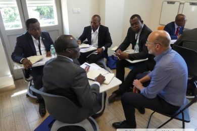 Global Health Security Partner Engagement : Expanding Efforts and Strategies to protect and Improve Public Health Globally- Burkina Faso, India, Mauritania, Multicountries- CDC, 2015-2020 - 2018 - France