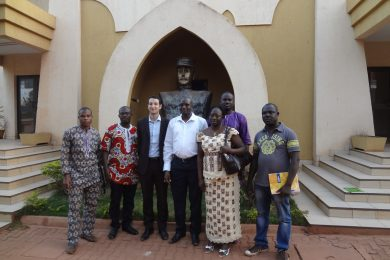 Feasibility study epidemiological services and health systems, ECOWAS - in consortium with m4Health- Study funded by KFW - 2016 - Burkina Faso