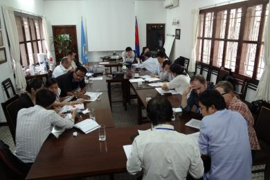 Assessment of the National Laboratory System and Facilities in Cambodia and India - 2013 - Cambodia