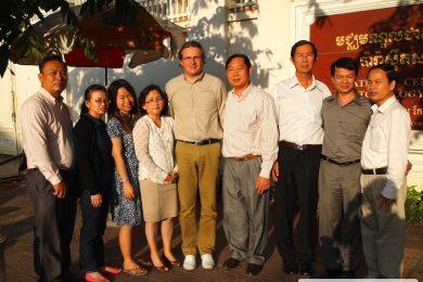 Training on Publication skills and proposal writing, Phnom Penh, Cambodia - 2013 - Cambodia