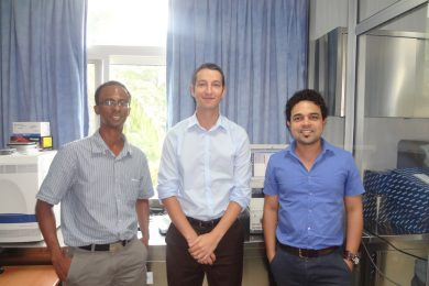 Epidemiological Surveillance and Early Warning Management Network project (SEGA Network), Indian Ocean - 2014 - Seychelles