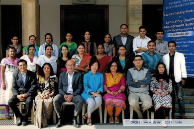 Assessment of the National Laboratory System and Facilities in Cambodia and India - 2014 - India