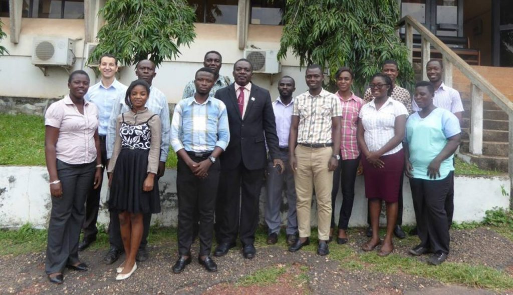 Laboratory Biosafety Assessment in Ghana