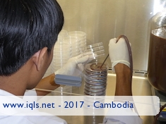 Services Strategic Planning and implementation of recommendations in Central Media Making Laboratory, University of Health Sciences, Cambodia - 2017 - Cambodia