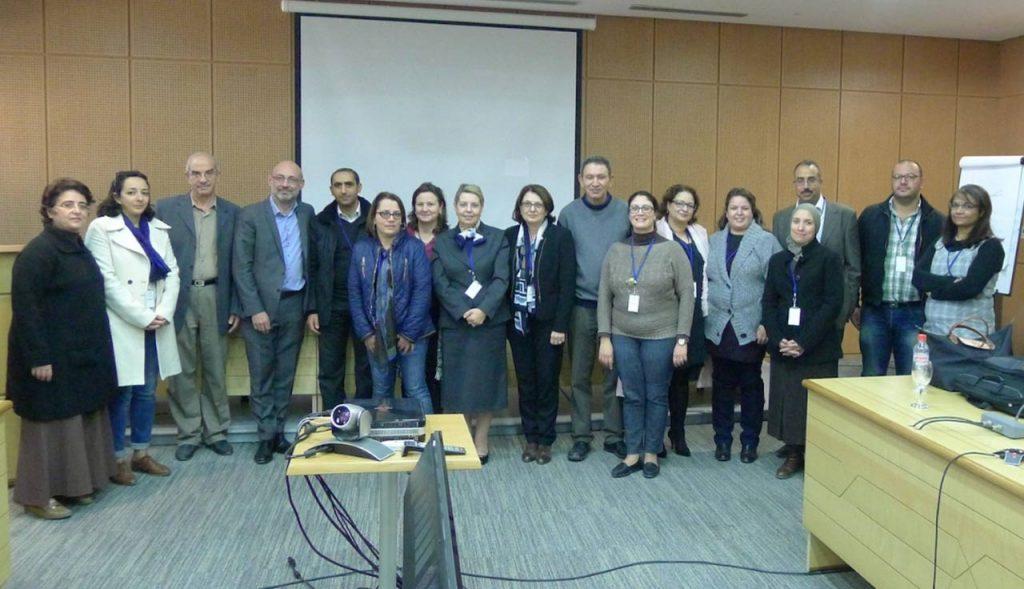 Training on Good Laboratory Practice Management in Tunisia