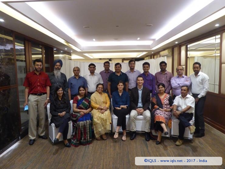 Global Health Security Partner Engagement : Expanding Efforts and Strategies to protect and Improve Public Health Globally- Burkina Faso, India, Mauritania, Multicountries- CDC, 2015-2020 - 2017 - India