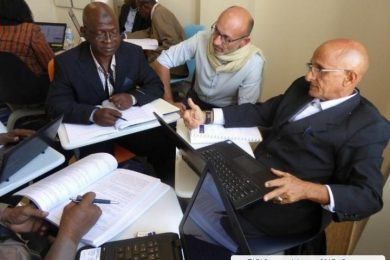 Global Health Security Partner Engagement : Expanding Efforts and Strategies to protect and Improve Public Health Globally- Burkina Faso, India, Mauritania, Multicountries- CDC, 2015-2020 - 2017 - France