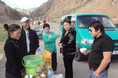 Laboratories Assessments and Local Assessors Training in Kyrgyzstan