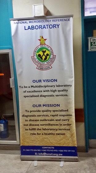 AMR Control Program Activity Evaluation Framework in Zimbabwe
