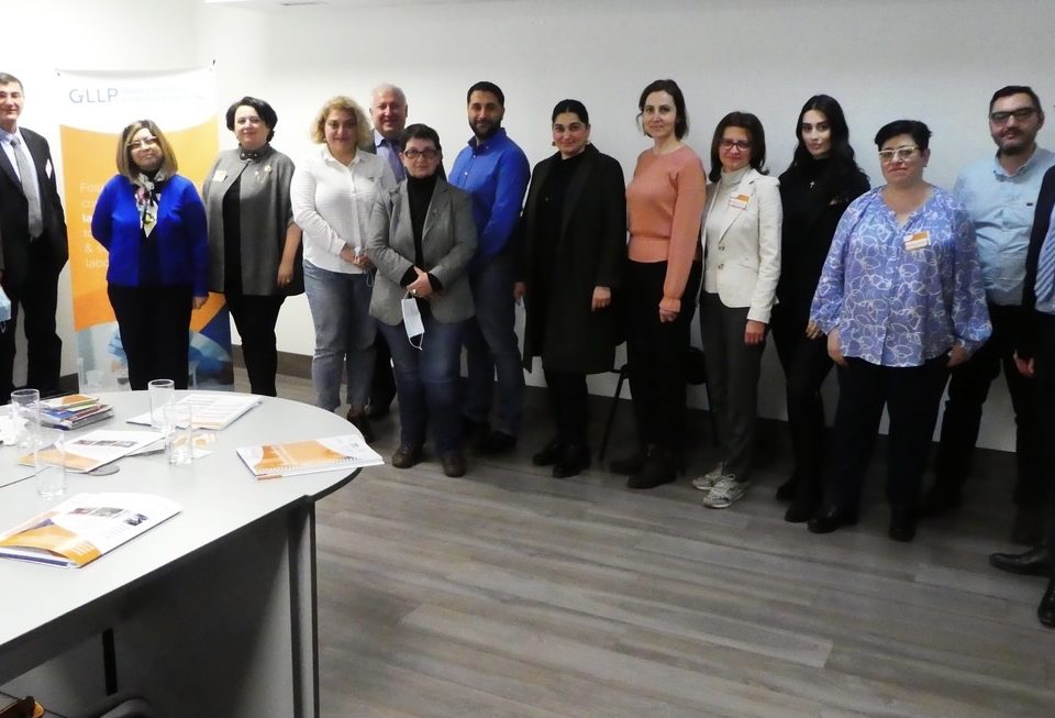 Global Laboratory Leadership Programme (GLLP) Launches in Armenia