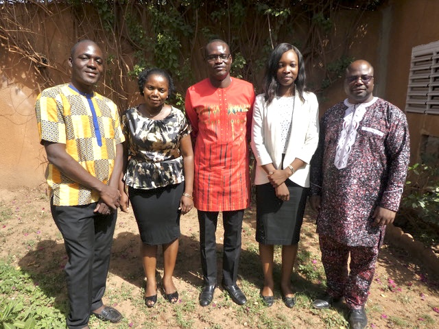 IQLS Opens Office In Burkina Faso