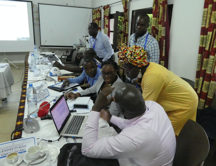 Laboratory System Training and HIV Early Infant Diagnosis in Senegal
