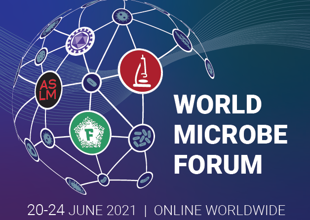 IQLS Poster Presentation at the World Microbe Forum 2021
