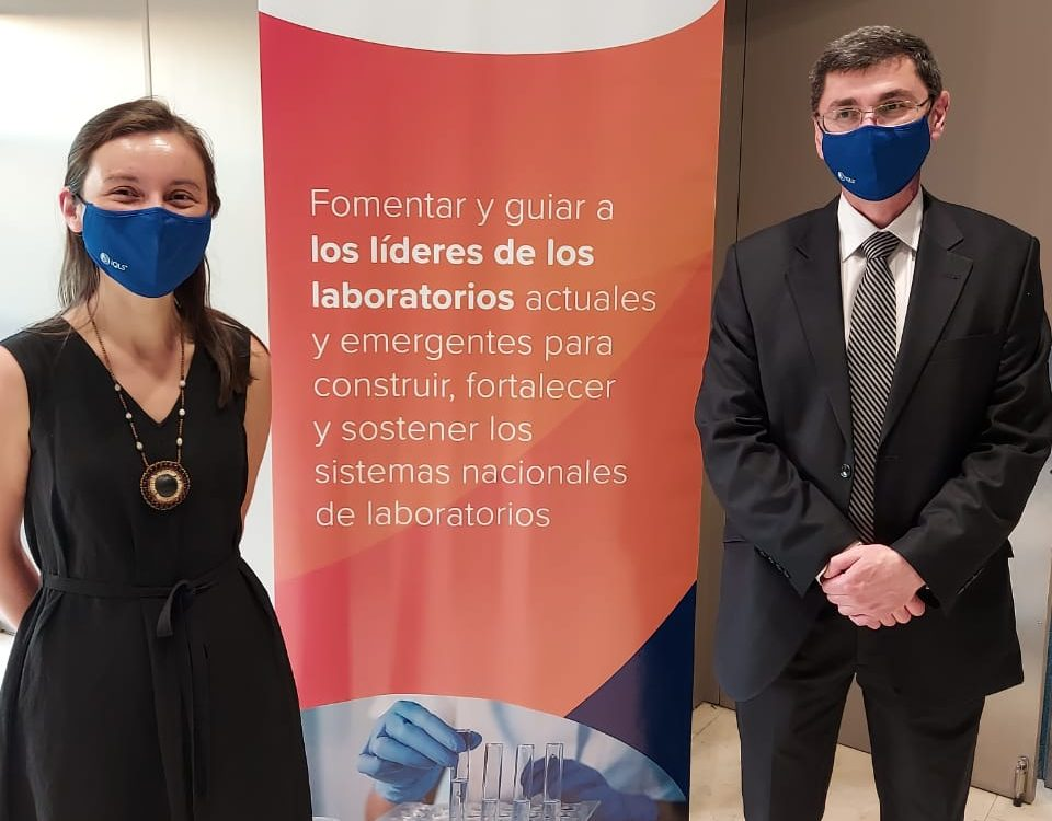 GLLP in South America: IQLS meets officials and conducts assessments in Paraguay